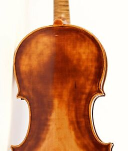 Very Old Labelled Vintage Violin Otto Mockel 1923 Geige