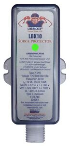 Supco Lbk10 Linebacker Surge Protector Hvac Equipment Protection