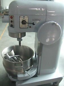 Hobart 80 Quart Mixer M L 800 208v 3ph Refurbished