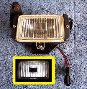 Original Oem Gm Marchal Toronado Left Or Right Driving Fog Lamp Light Assembly