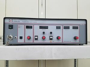 New Focus Velocity Tunable Diode Laser Controller Model 6300