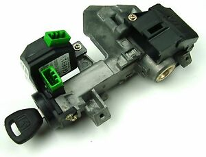 03 04 05 Honda Civic Oem Ignition Switch Cylinder Lock Manual Trans Key