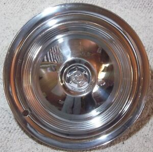 1955 1956 1957 Packard 15 Inch Hubcap Wheel Cover Hub Cap Original Oem Made Usa
