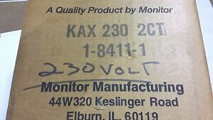 Ka Monitor 1 8411 1 230volt New