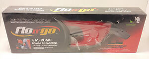 Flo N Go Siphon Pump Best Fuel Gas Transfer Handle Car Boat Jet Ski New Free S h