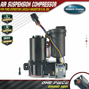 Suspension Air Compressor For Ford Expedition Lincoln Navigator 2007 2014