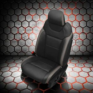 New 2017 2018 Ford F150 Raptor Katzkin Custom Leather Seat Replacement Covers