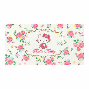 Sanrio Hello Kitty Note Memo Rose 462322