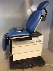 Martin Innovations Chair a table Power Exam Chair table Cts10100 Medical Beds