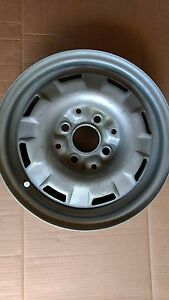 Vw New Steel Rims 5j X 13 H Set Of 4 Wheels 2 Free Used Rims Included