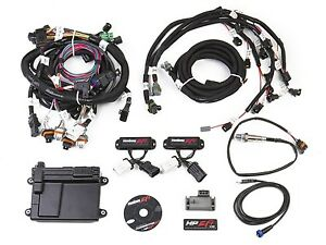 Ford Mustang Modular Holley Efi Fuel Injection Kit Supercharger Turbo Cobrajet