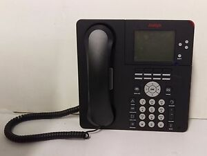 Avaya 9650 Ip Voip Office Desk Phone 9650d01a 1009