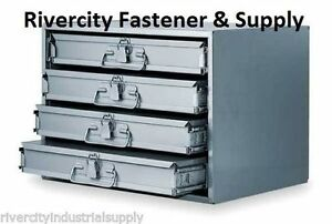 New Metal 16 Hole Storage Tray Cabinet And Slide Rack 303 95 Four 113 95