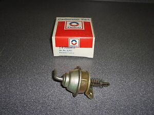 New Nos Oem Gm Delco Choke Pull Off 7030918 Rochester 1 Barrel Monojet Carb