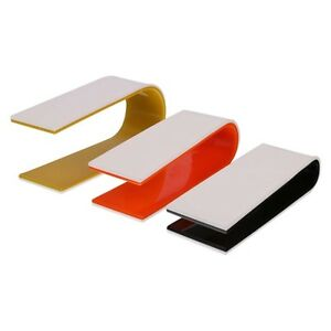 0074 Optical Showroom C step Acrylic Counter Display Stand For Frames 9 Pieces