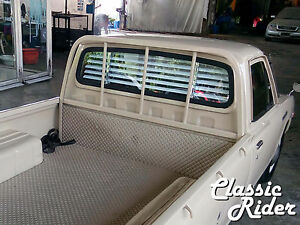 New Rear Venetian Blind For Datsun 620