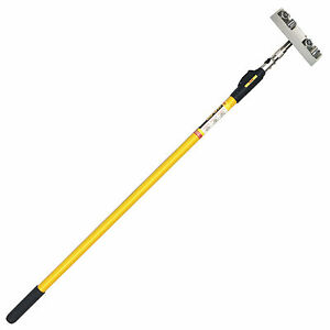 Platinum Drywall Tools Corner Roller With 4 8 Ft Extendable Handle new