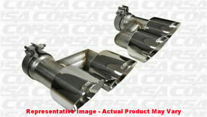Corsa Performance Exhaust Tip 14333 Polished Fits ford 2015 2016 Mustang Gt P