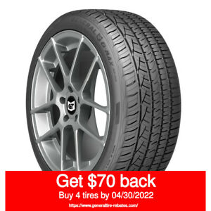 General G max As 05 215 40zr18xl 89w quantity Of 2