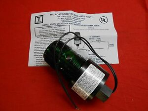 Tomar Electronics 490s 120 green Microstrobe Green Safety Light