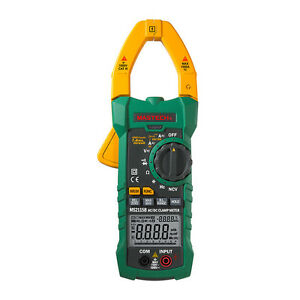 Mastech Ms2115b True Rms Digital Ac dc Clamp Meters Capacitance Frequency Tester