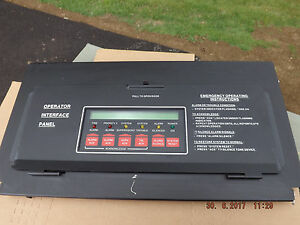 Simplex 4100 8001 Annunciator Display Panel 841 731 And the Only One On Ebay