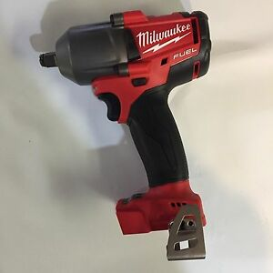 Milwaukee 18 Volt 1 2 Fuel Mid Torque Impact Wrench W Ring Brand New 2861 20