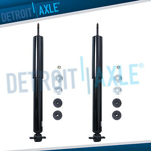 For 1984 2005 2006 Front Jeep Wrangler Cherokee Tj Comanche Wagoneer Pair Shocks