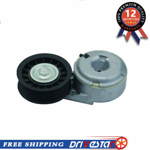 Oe Quality New Belt Tensioner W Pulley For 93 00 Ford Mazda Mercury 4 0l V6