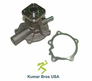 New Kubota Lawn Tractor Water Pump G3200 G3200h