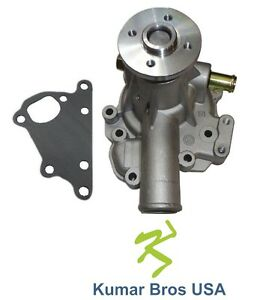 New Ford New Holland Skid steer Loader Lx565 Lx665 Water Pump