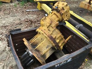 Vermeer Tc 4 Trench Vibratory Compactor Free Ship W 25 Miles Only