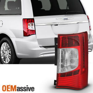 Fit 2011 2016 Chrysler Town Country Right Side Led Tail Light Lamp Replacement