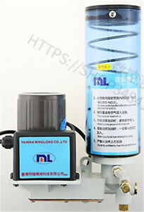 Replace Ihi sk505bm1 Punch Electric Grease Pump 0 8l Semi automatic Dc24v aw62