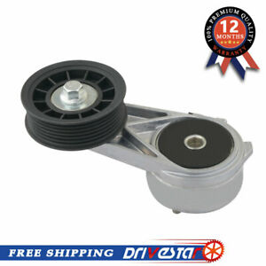 Oe Quality New Belt Tensioner With Pulley For Cougar Mercury Thunderbird 3 8l
