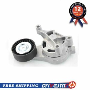 Oe Quality New Belt Tensioner Pulley Assembly For 2006 2015 Audi Vw 2 0l L4