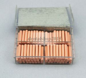 100pcs Gutta Percha Bars For Dental Endo Obturation System Gun