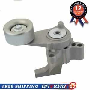 Drivestar Belt Tensioner With Pulley For Toyota Tacoma Hiace Hilux 2 7l L4
