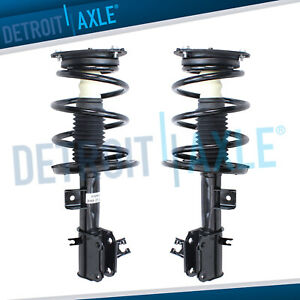 2009 2010 2011 2012 2013 2014 For Nissan Maxima 2 Front Strut Coil Spring