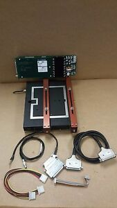 Pi Physik Instruments P 625k018 Piezo Stage With E 761k001 Xyz Controller Card