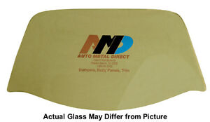 Back Glass Clear 70 74 Challenger