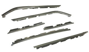 Drip Rail Molding Set 6pcs 70 74 Barracuda
