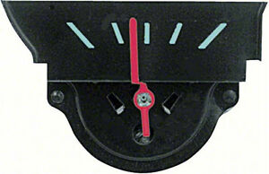 67 Camaro Firebird Console Battery Amp Gauge