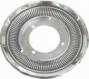 68 70 Charger Flip Up Gas Cap Trim Ring