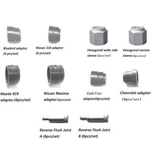 Additional Accessory Injector Adaptors For Launch Cnc602a Injector