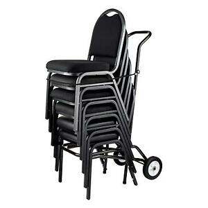 Stack Chair Dolly Wheely Storage Cart Outdoor Appliance Moving Hand Truck Table