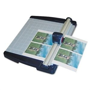 Rotary Paper Trimmer 10 Sheets Metal Base 11 X 12