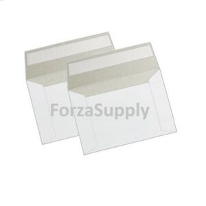 Self Seal Flat Cardboard Mailer Envelopes Photo Shipping Packaging 500 250 more