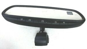 Nissan Titan Armada Frontier Rear View Mirror Interior 963217s500 Compass Temp