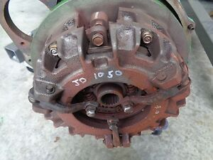 John Deere 950 1050 Used Clutch And Pressure Plate